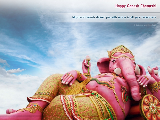 lord ganesh wallpaper