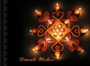 21 happy diwali cards
