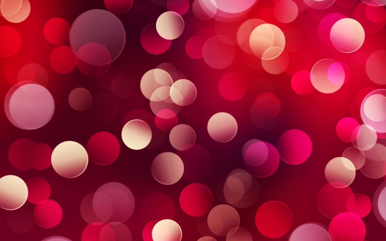 pink wallpaper dot