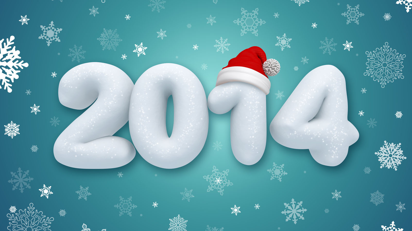 25 Beautiful 2014 New Year Wallpapers for your desktop