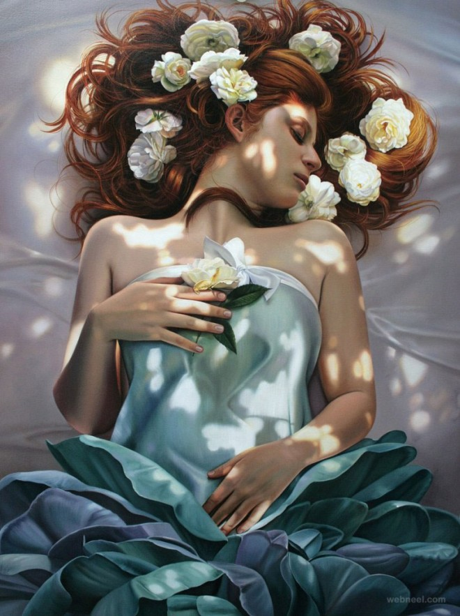 woman paintings