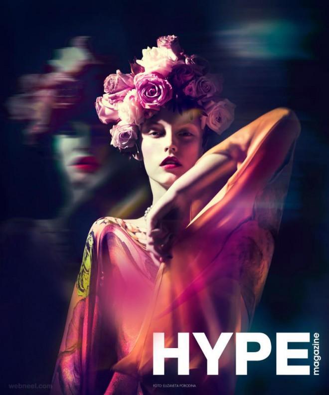 fashion photography german magazine