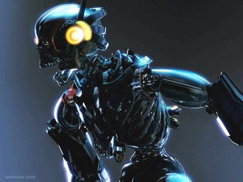 creative robot design
