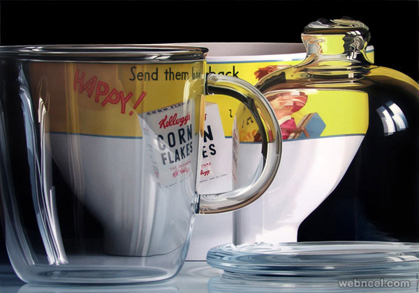 Pedro Campos oil painting photo realistic