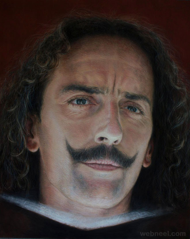 pastel painting ruben belloso
