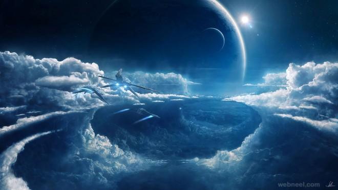sci fi wallpapers