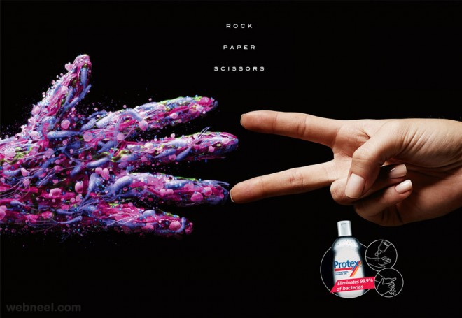 advertising campaign protex