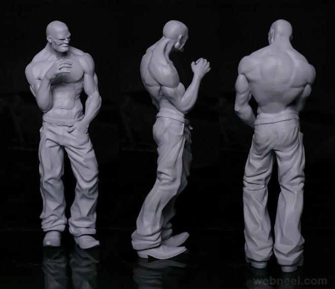 human models