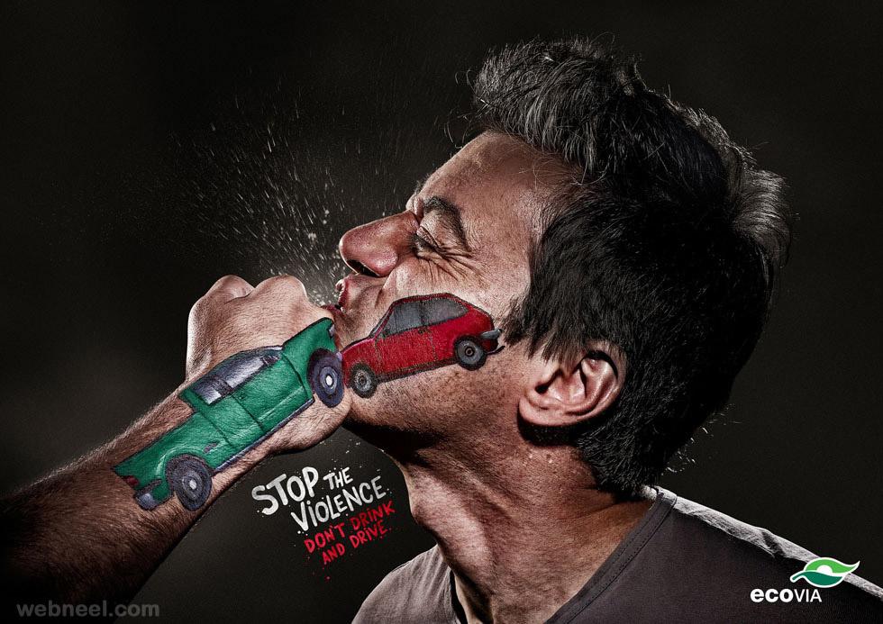 advertising campaign ecovia