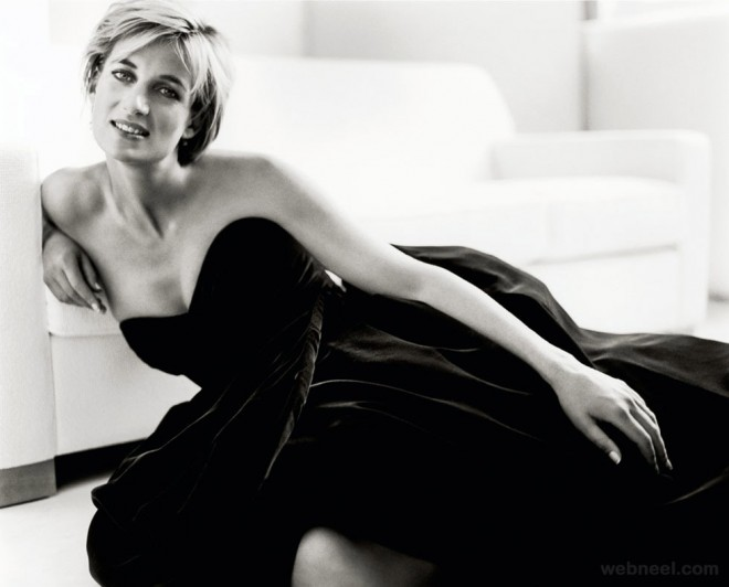 diana princess by mario testino famous photographer