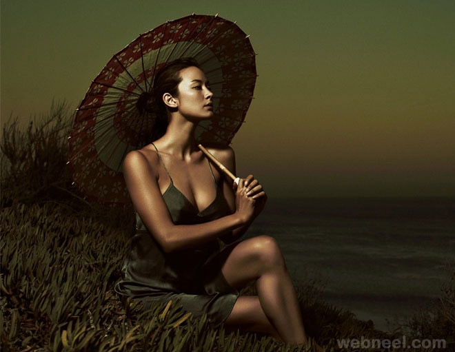 umbrella girl jeremy cowart famous photographer