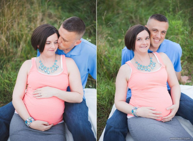 maternity photo ideas by allison hopperstad