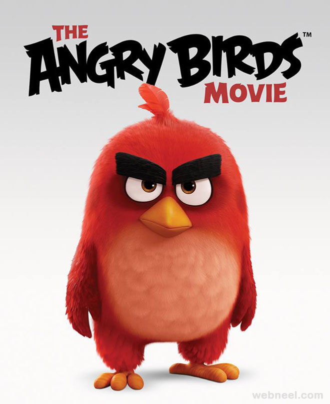 the angry birds poster animation movie list 2016