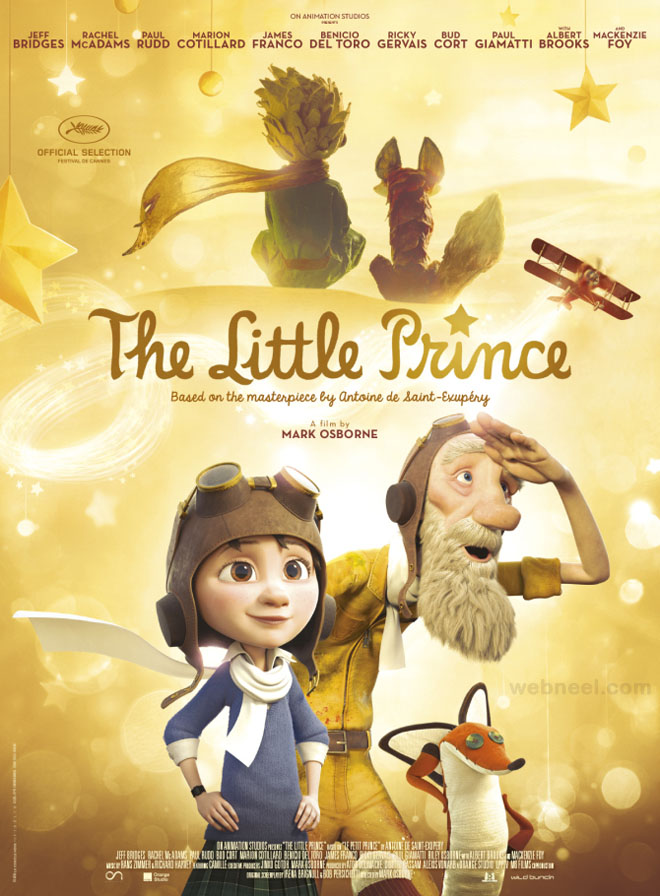 the little prince animation movie 2016