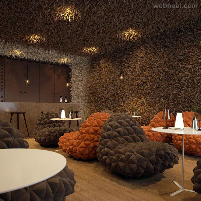 restaurant design twister ukraine