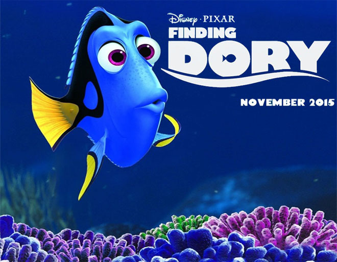 finding dory animation movie list 2016