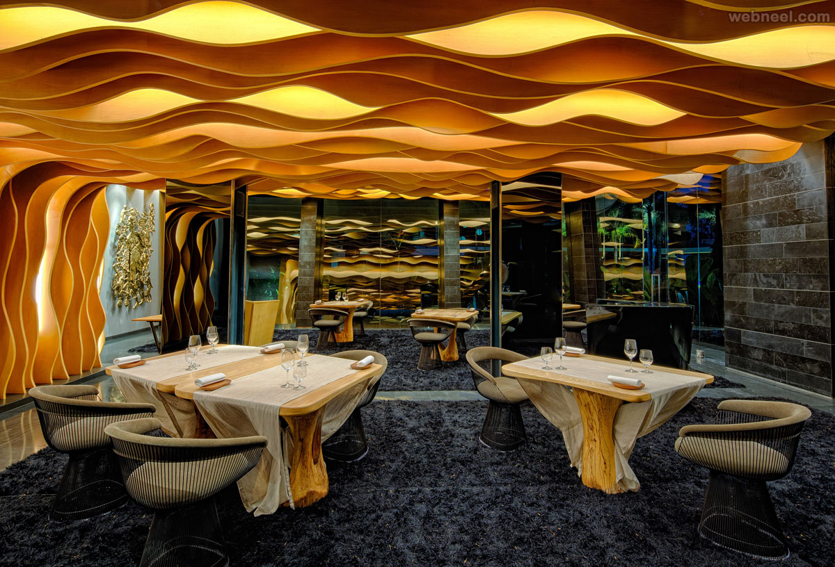 restaurant design iniala phuket thailand