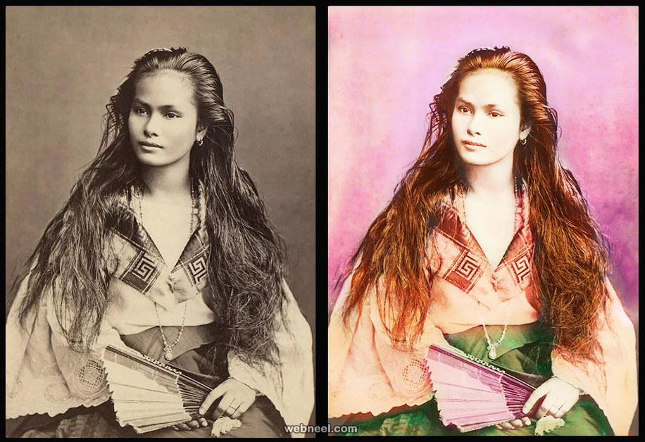colorize old photos by maranoun