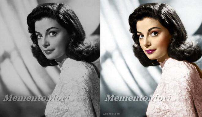 colorize old photos pier angeli by m3ment0m0ri