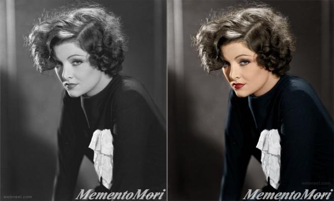 colorize old photos by m3ment0m0ri