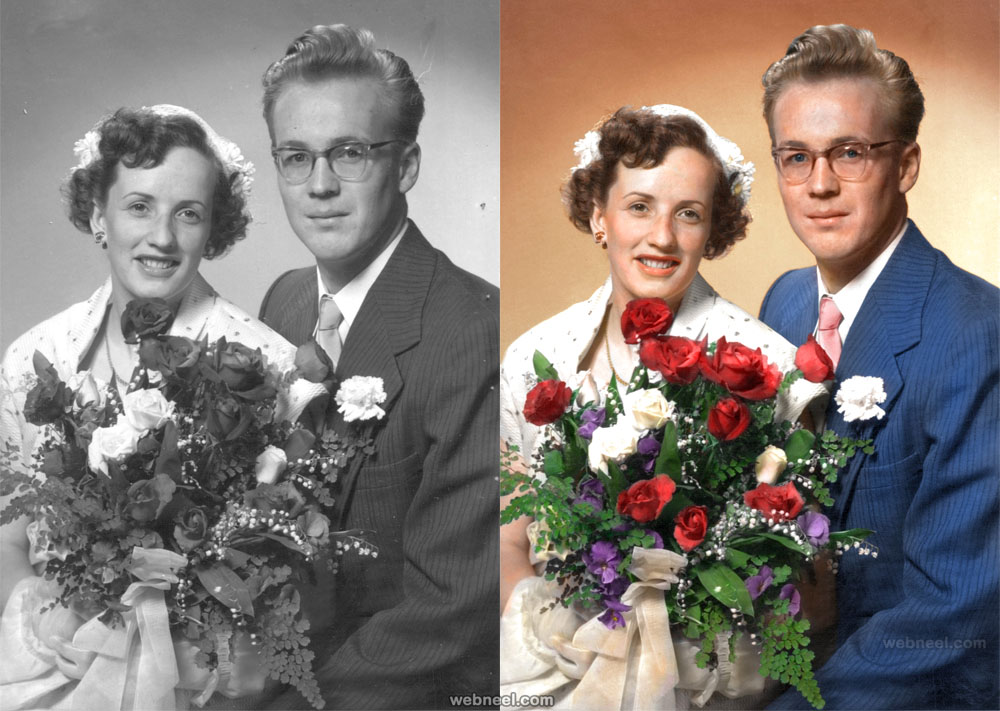 colorize old photos by sanna dullaway
