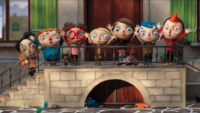 bafta nominee my life as a zuccini animation feature