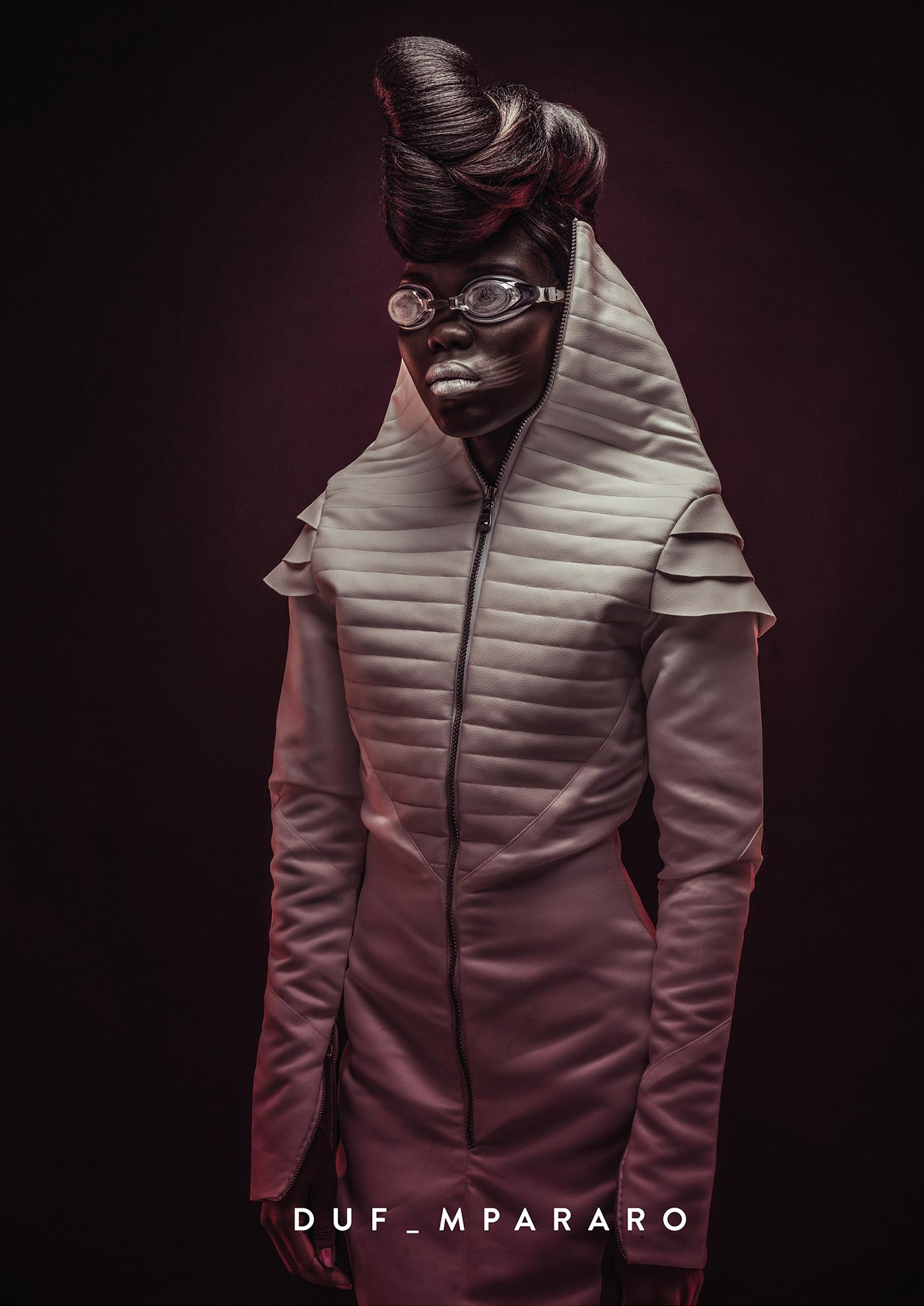 portrait photography afro juba