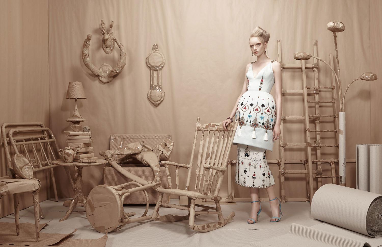 fashion photography white