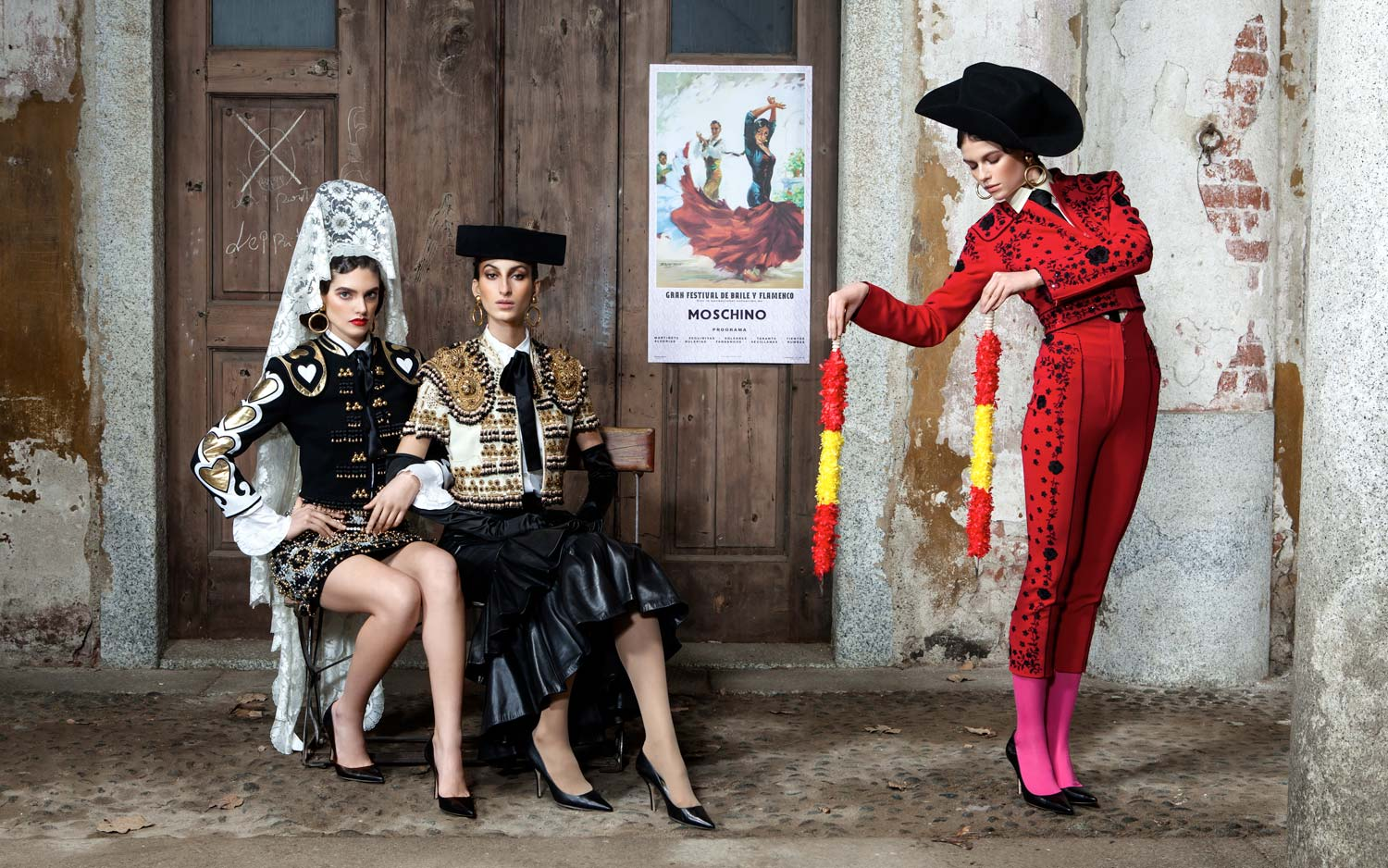 fashion photography party by lucia giacani