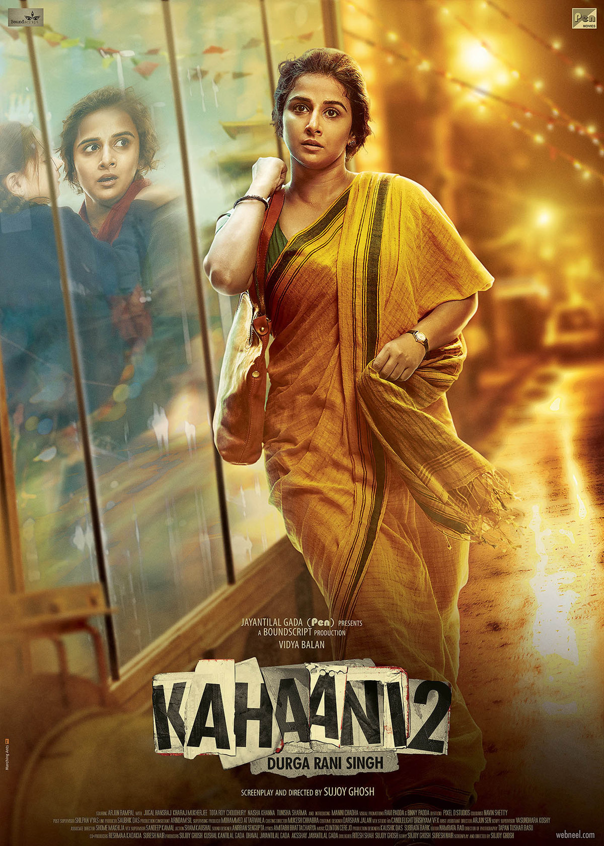 movie poster design kahaani2 bollywood hindi by prathoolnt