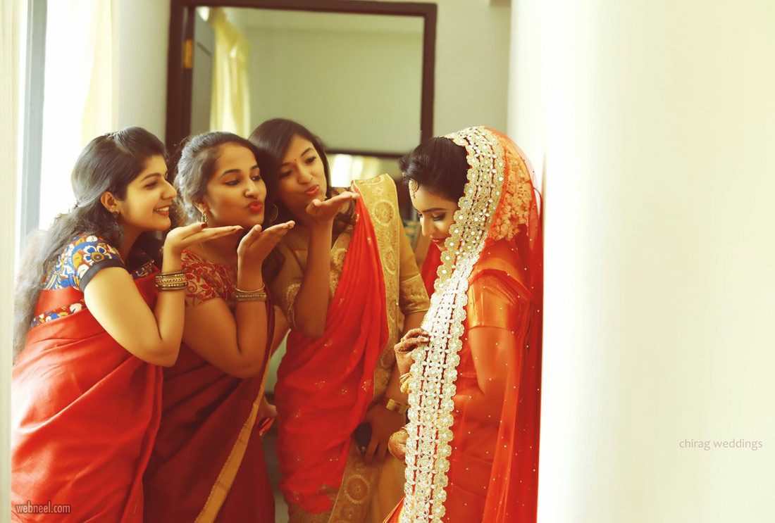 kerala wedding photography by chirag wedding studio