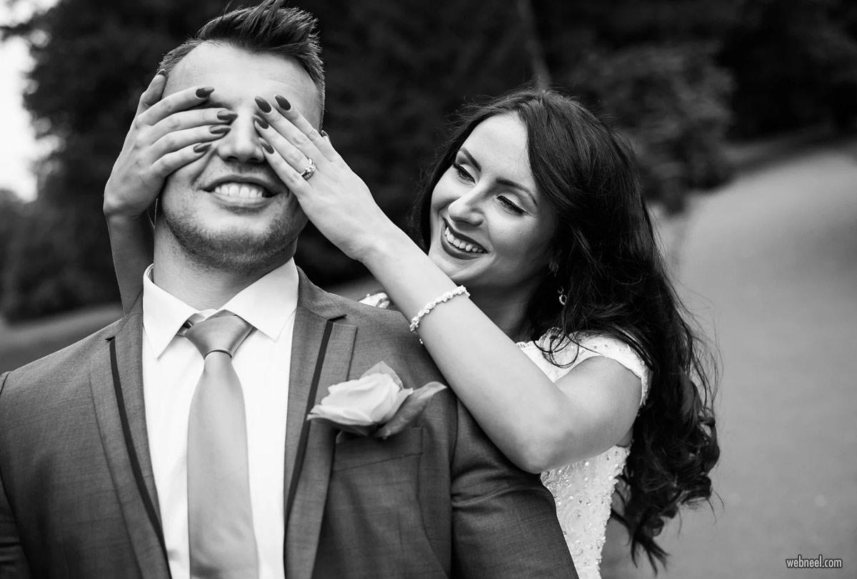 romantic wedding photography by danas juodaitis