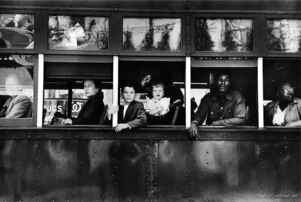 world famous photographs travel by robert frank