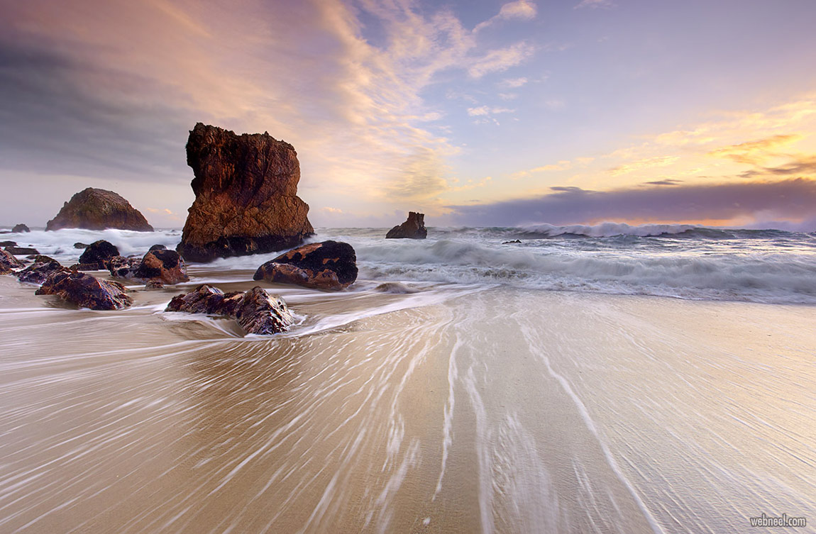 nature photography mcclures beach california