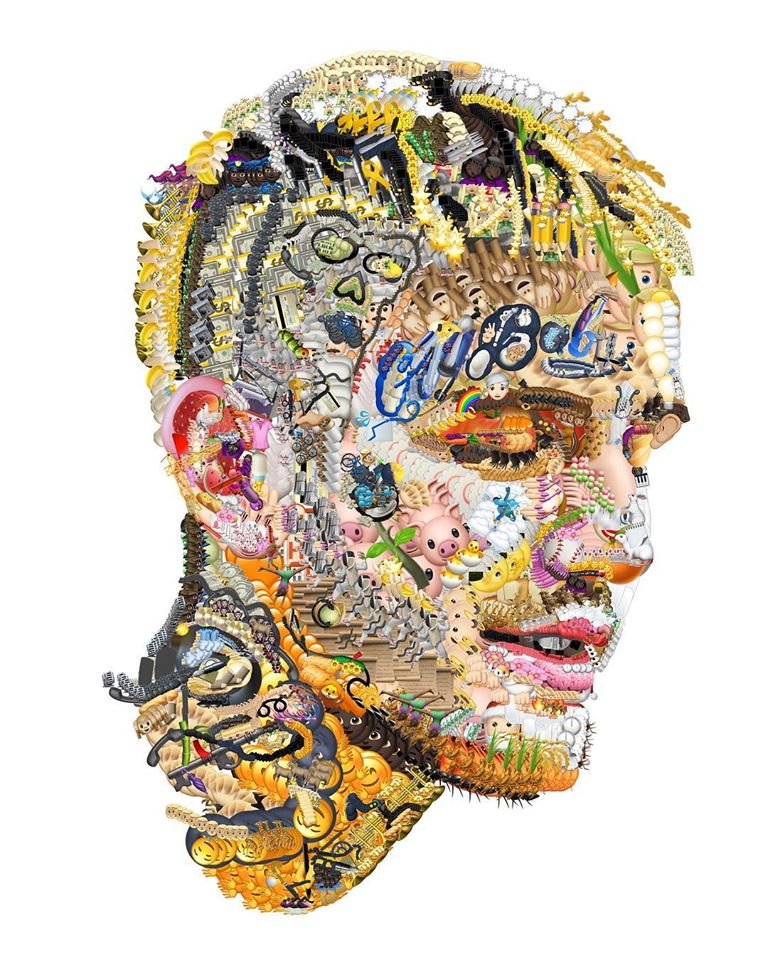 photo manipulation face emoji lil peep by yung jake