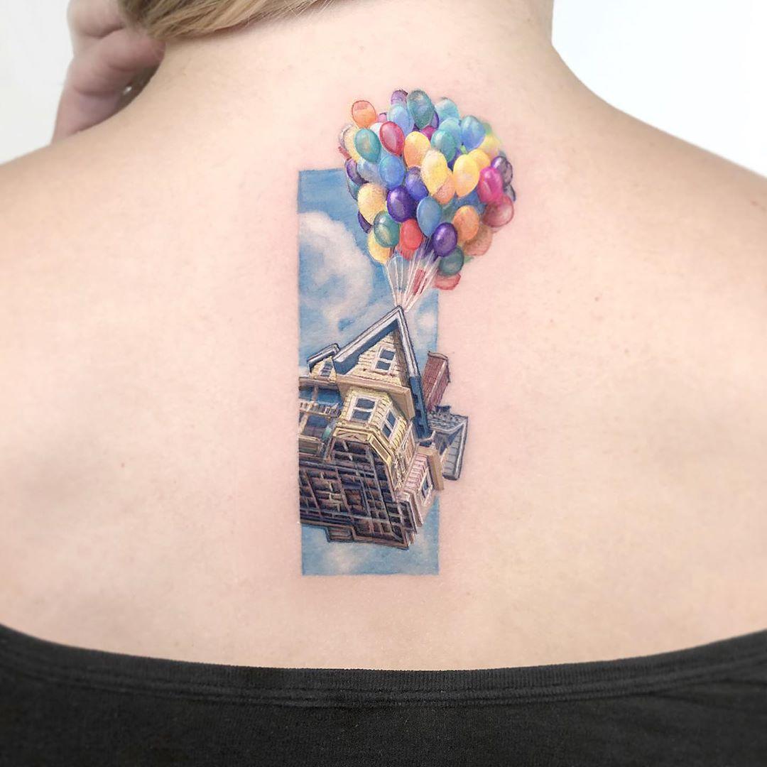 tattoo art up