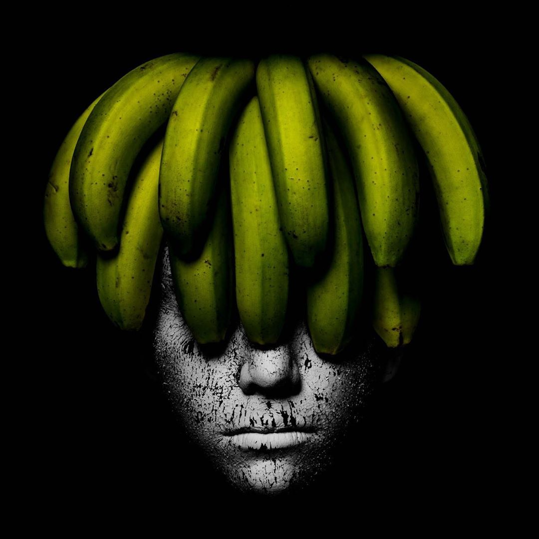 artwork bananas by gabriel wickbold