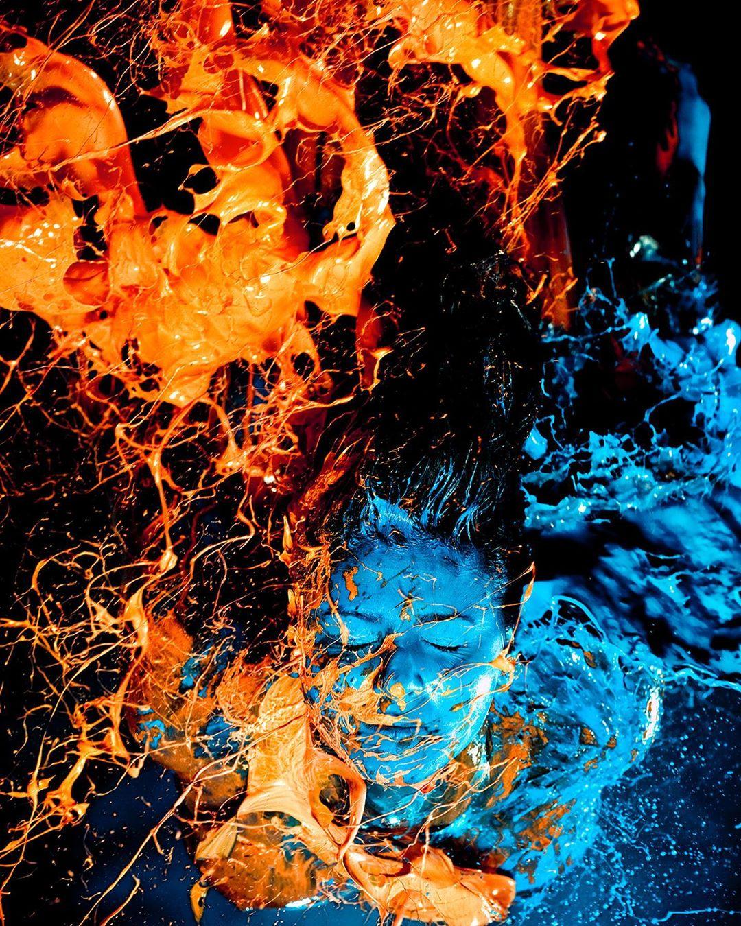 artwork blast color by gabriel wickbold