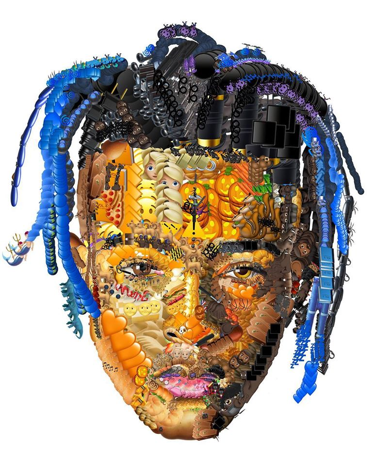 photo manipulation face emoji prince x by yung jake