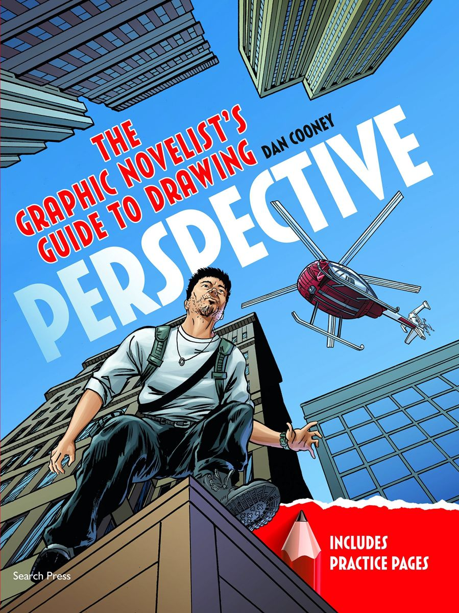 the graphic novelists guide to drawing perspective