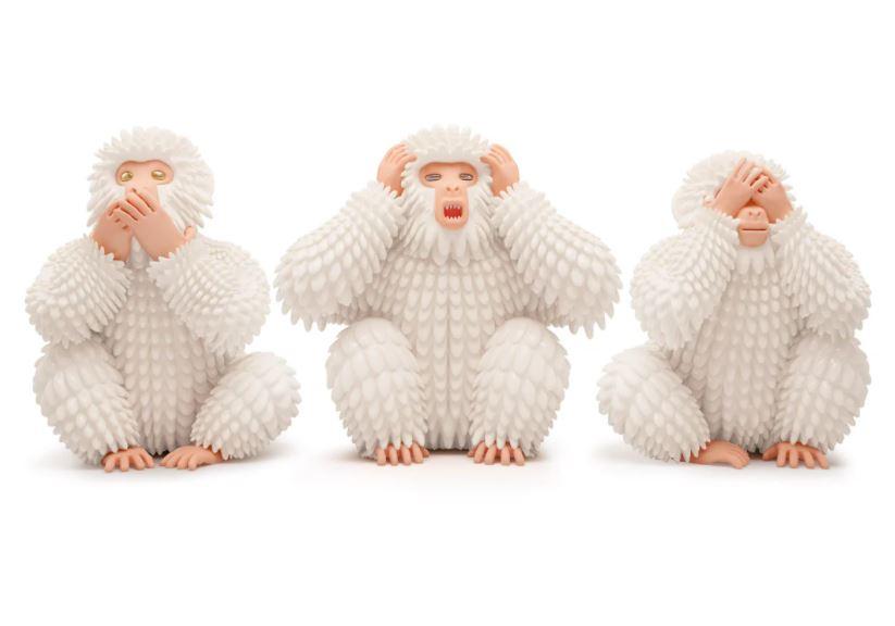 3d model monkey