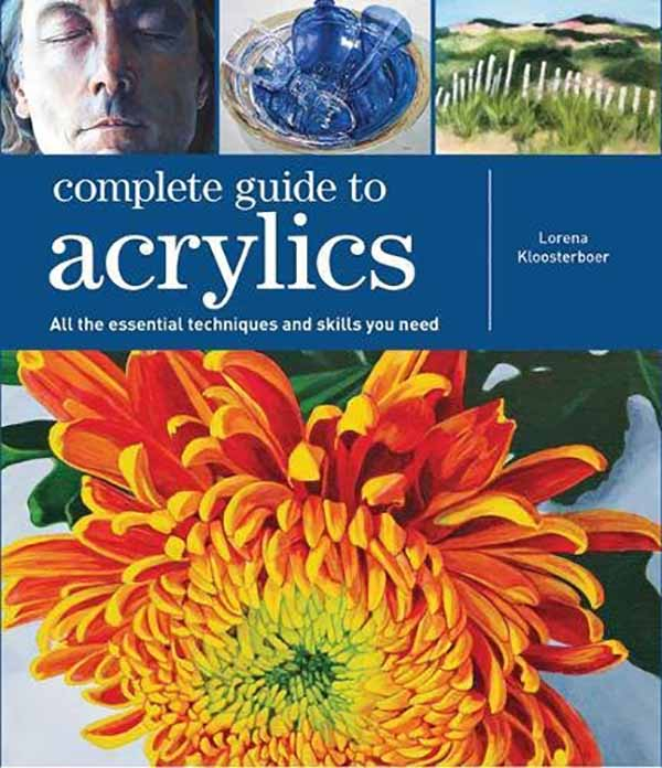 art book complete guide to acrylics