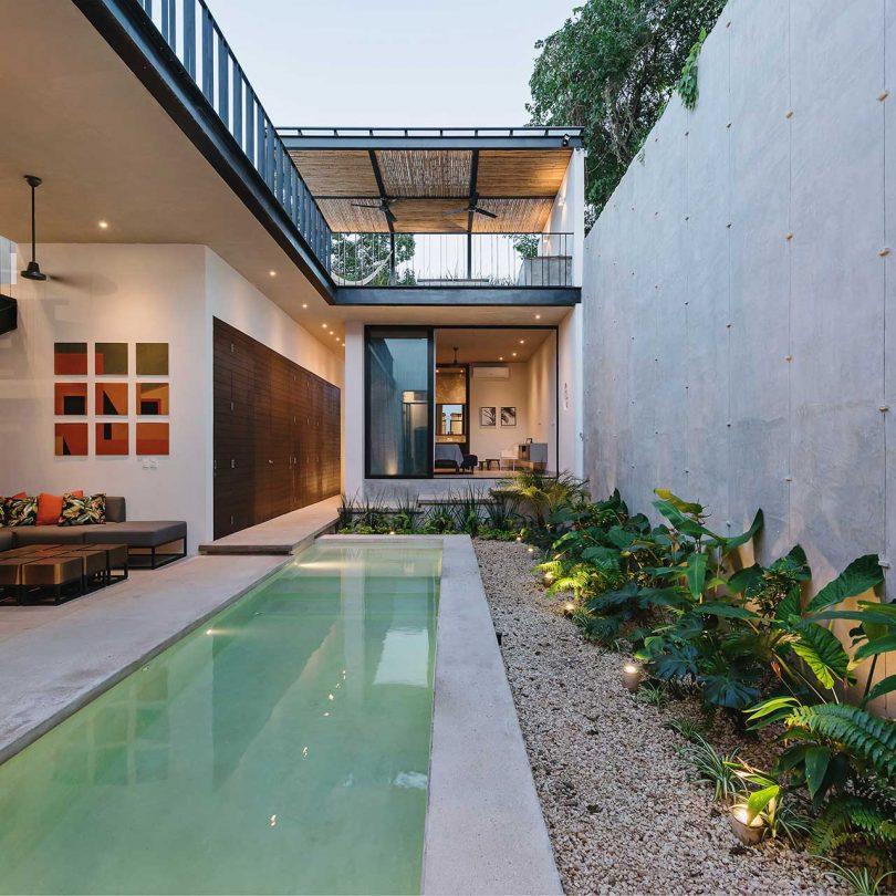 award winning design casa lupita residential house design by inomio