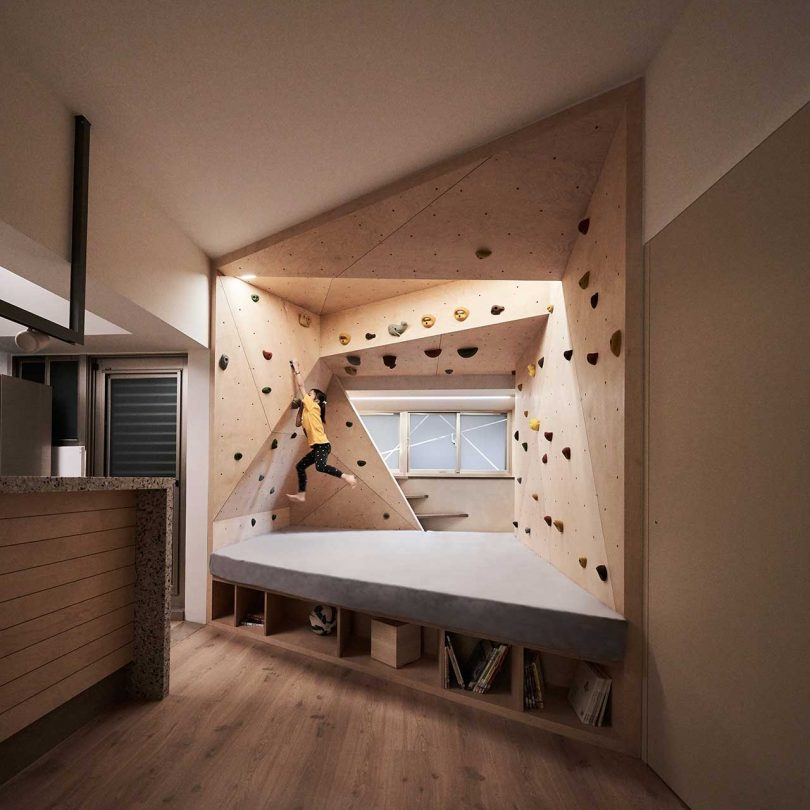 award winning design hide and cllimb residence by maggie and jimmy