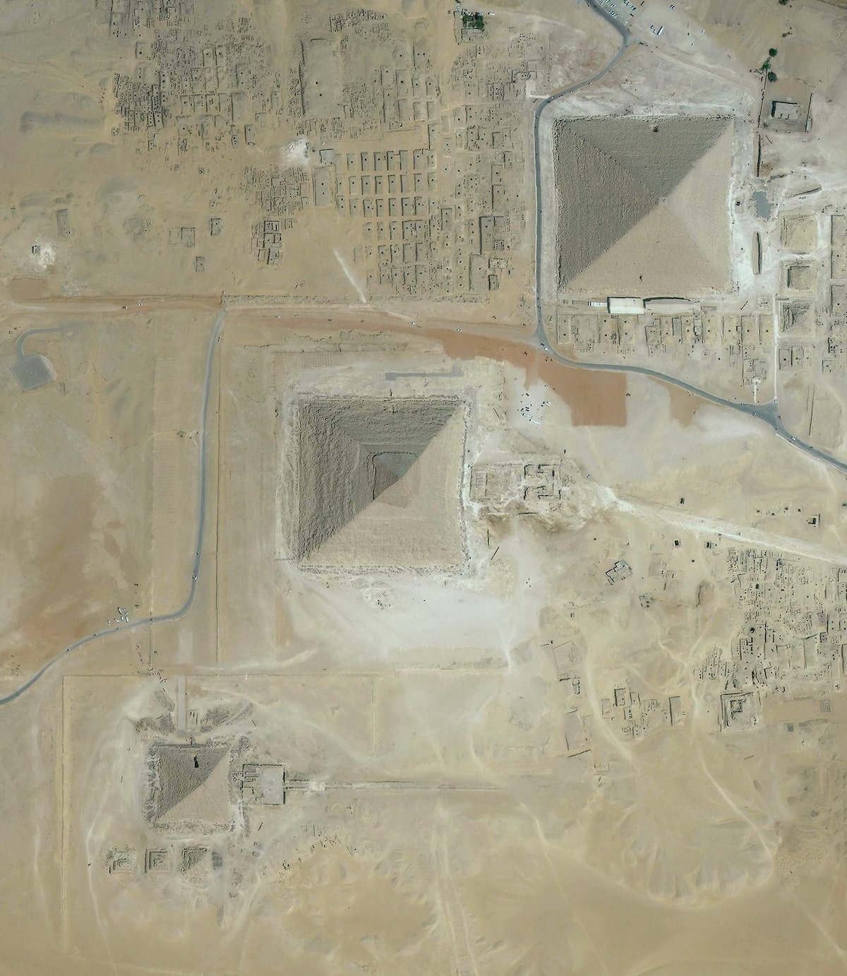 unesco world heritage sites great pyramids of giza by raul
