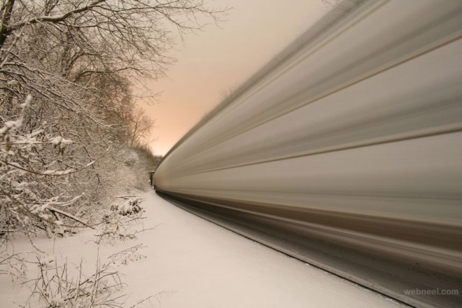 motion blur speed photography