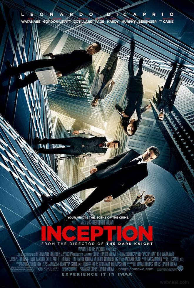 creative movie poster