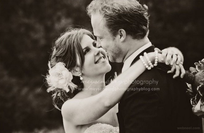 kissing photography