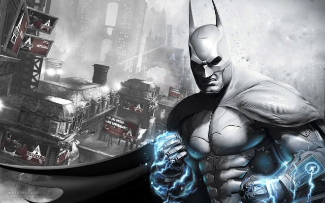 batman 3d game character designedition