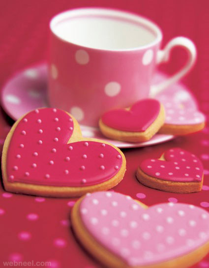 valentines day tea